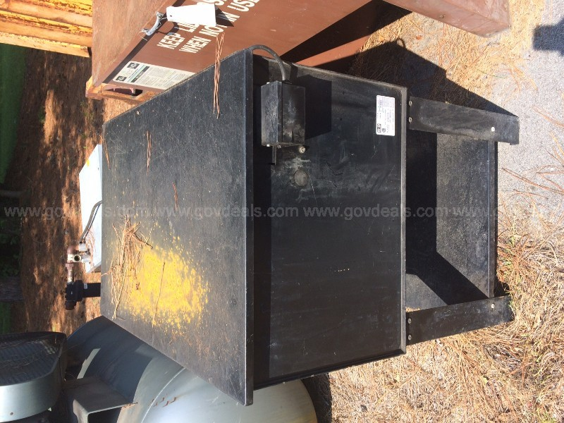 Black Parts Washer