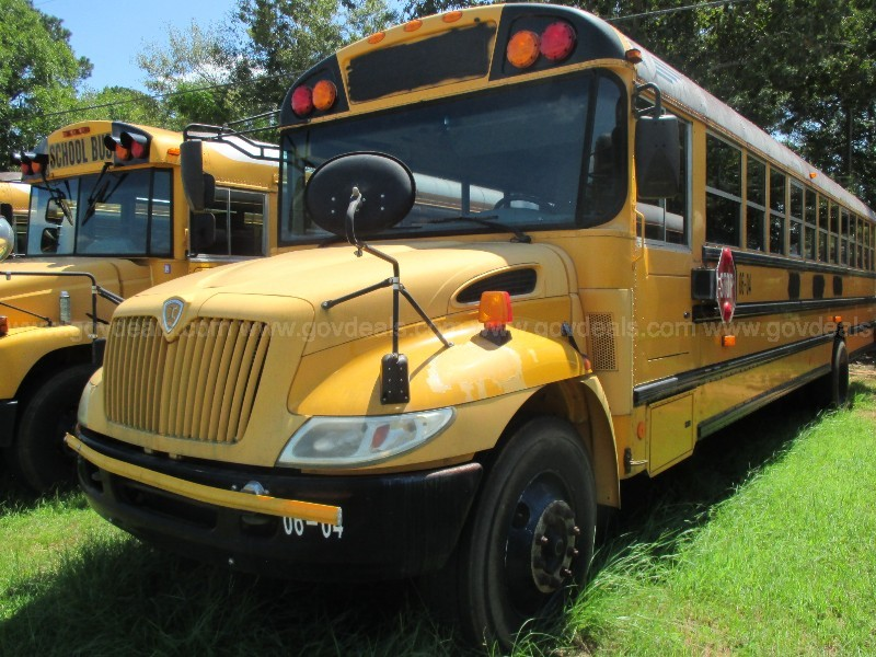 2006 International 3000 SCHOOL BUS