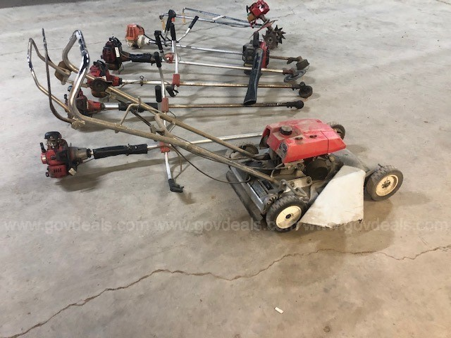 Mowing Equipment Lot