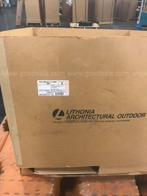 Lithonia Architectural Outdoor Light