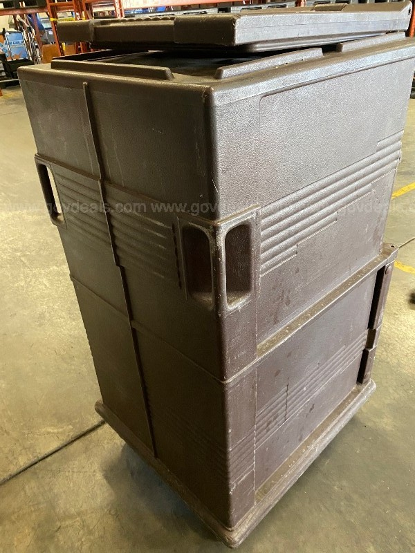 USED FOOD CARRIER