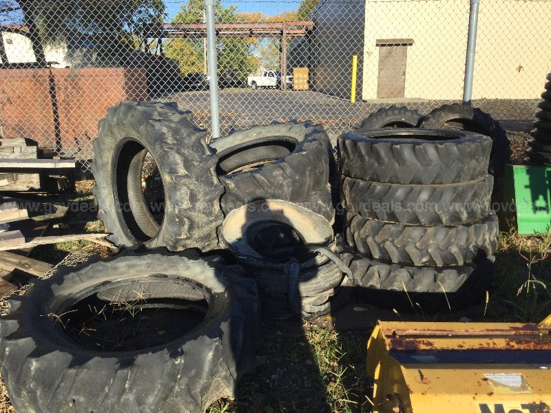 MISCELLANEOUS USED TRACTOR TIRES