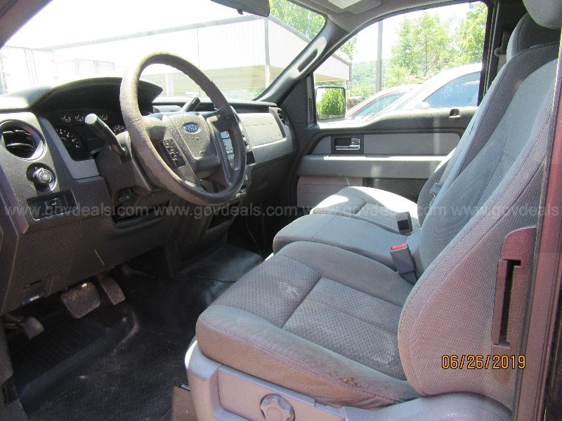 2012 Ford F-150 4WD Truck  (C61308)