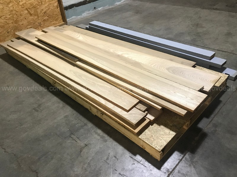 Rough Cut Lumber