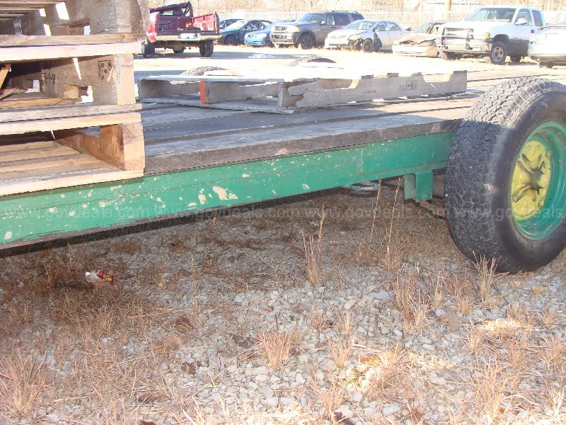 16 foot utility trailer