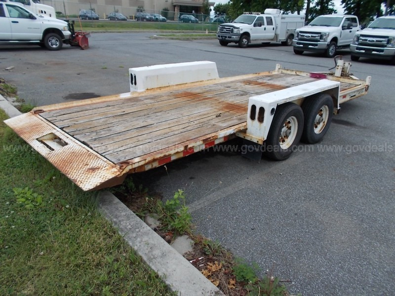 2006 Tow MASTER  TILP TOP Trailer