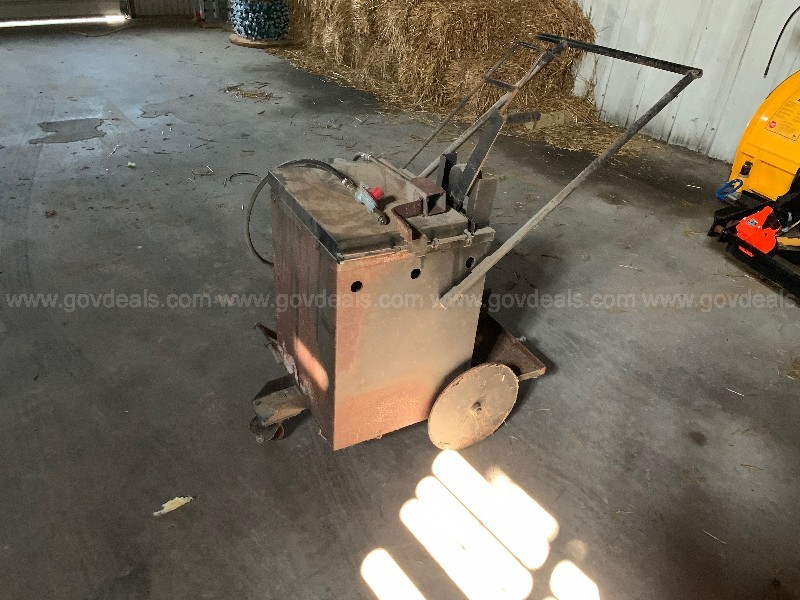 Asphalt Melter/Crack filler