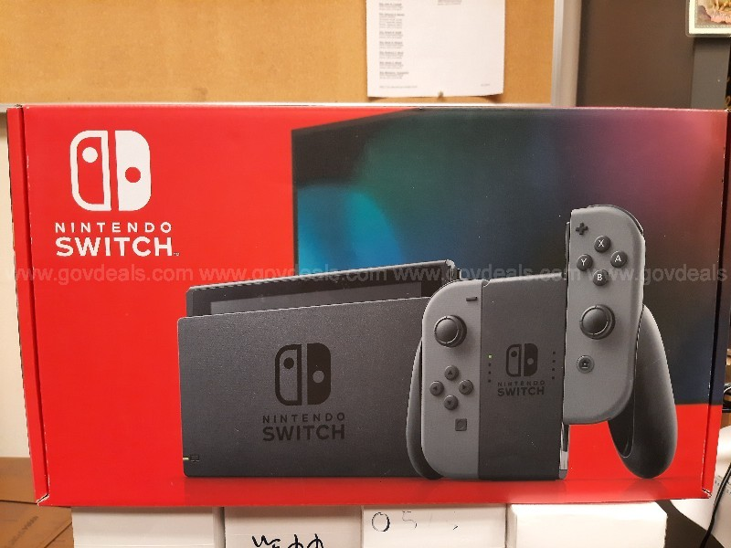 5 of 14 Nintendo Switches