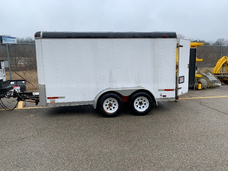 Approximately 12ft x 5.5ft Trailer