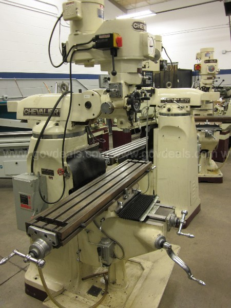 Chevalier Milling Machine