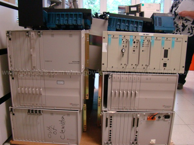 RADIOS, CONTROLLERS, CHANNEL BANKS, TRANSCEIVERS, POWER SUPPLIES