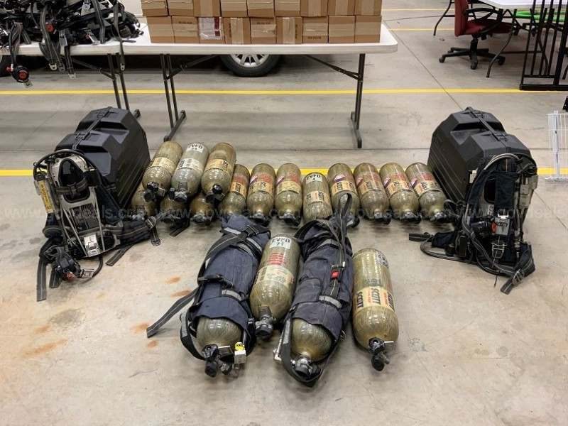 1 Lot of Fire Equipment