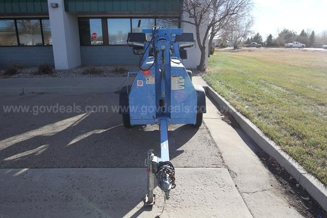 Lot of 2 Light Trailers