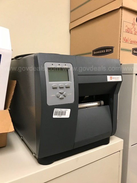 Datamax Barcode and Label printer