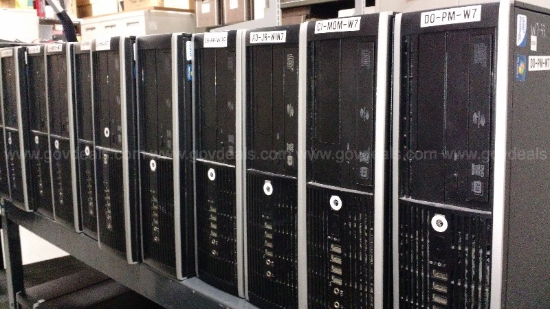 HP 6000 SFF Workstations