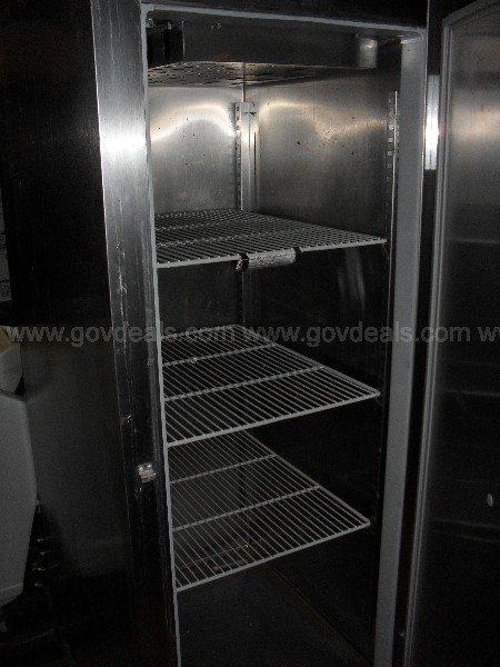 Used McCall 1-1020 Reach-In Refrigerator