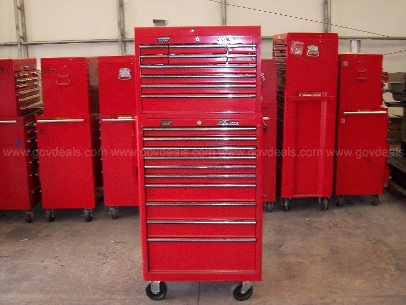 Used MAC Brand ToolBox #B-13