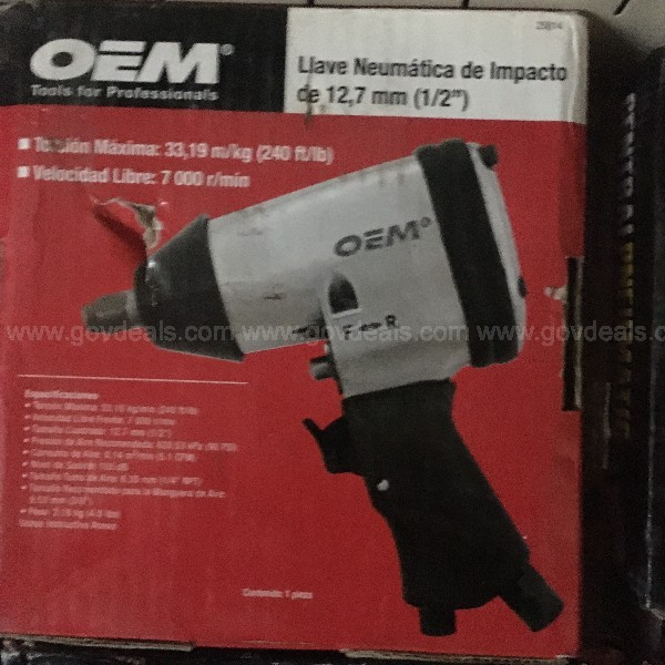 OEM AIR IMPACT WRENCH