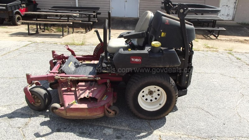 Toro Mowers (108428 NB)