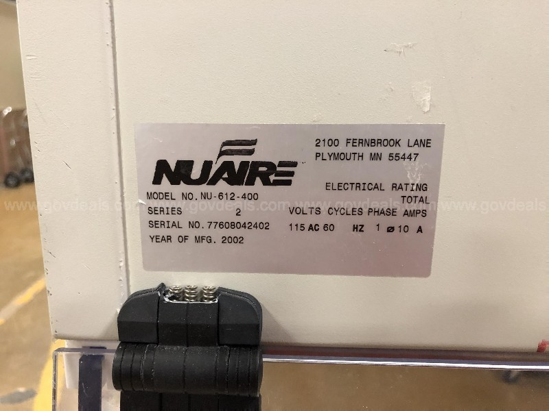 Nuaire Change Station (110769 NB)