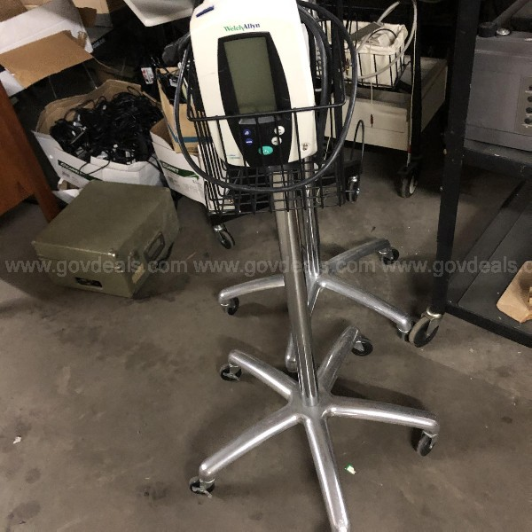 Blood Pressure Testing Unit (125652 DC)