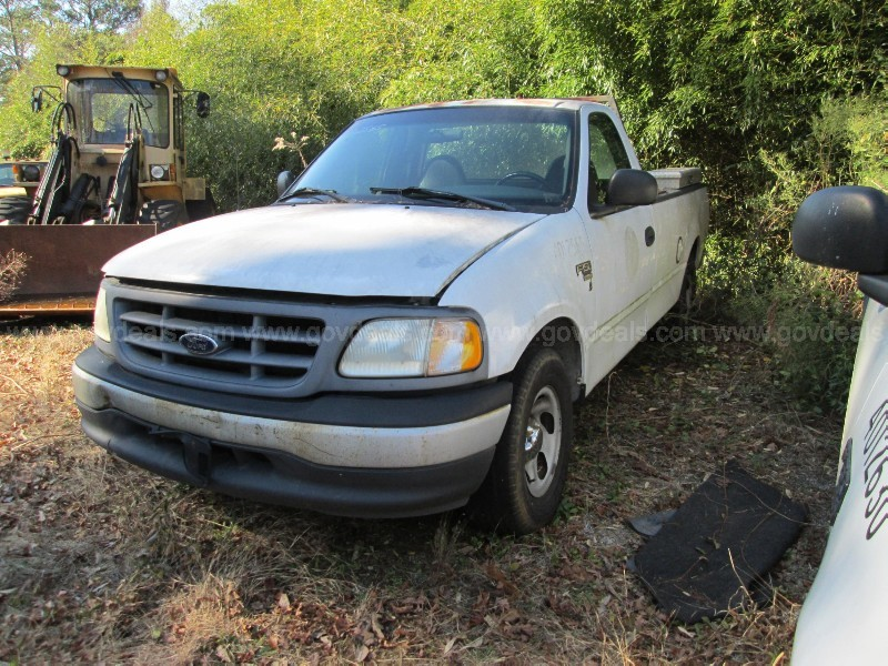 2000 Ford F-150 (127354 RS: DOT)