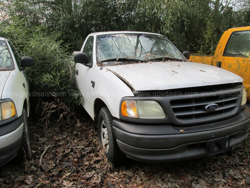 2003 Ford F-150 (127362 RS: DOT)