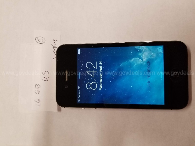 iPhone 4S, 16 GB Gray