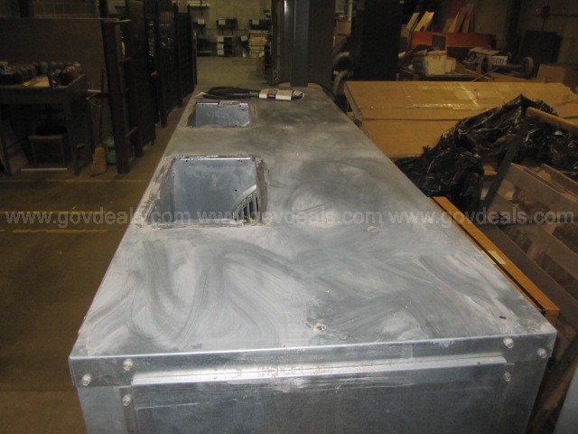 Carrier Air Handling Unit