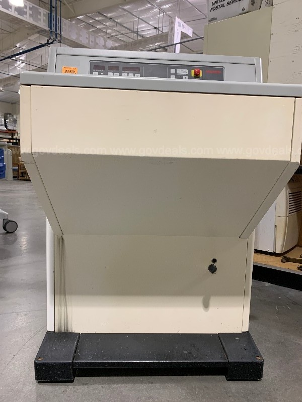 MICROM HM 500 M CRYOSTAT MICROTOME CONSOLE - SB - AA8