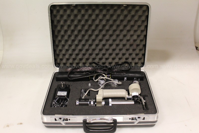 SHIN-NIPPON SL-65 Portable Slit lamp
