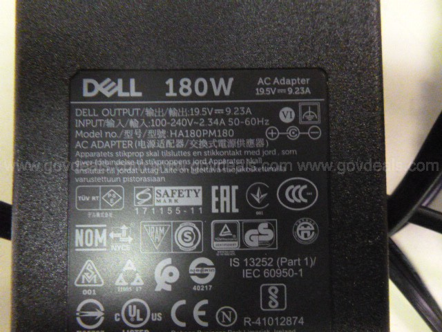 DELL   AC / DC Adapter  Power  Chargers -  (  30 UNITS )