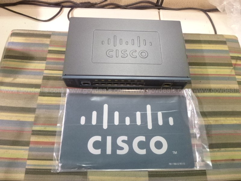 CISCO SWITCHES –  72 Units
