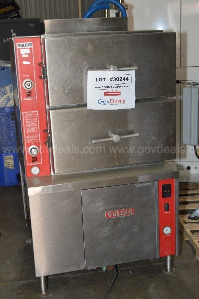 Vulcan Double Oven – 1 UNIT