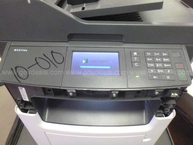 POWERED ON PRINTERS  –  ( 13 UNITS )