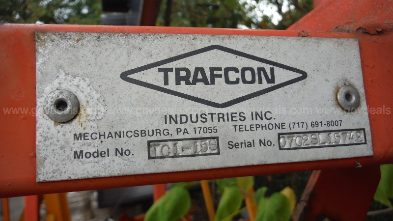 1999 Trafcon Arrow Board Trailer