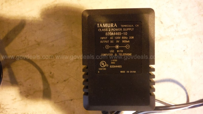 Class 2 Power Supply 820A4465-10 & others (over 100 Units)