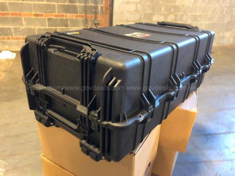 Lot of 2:  Pelican Protector Case - model 1780NF (no foam) - NEW IN BOXES