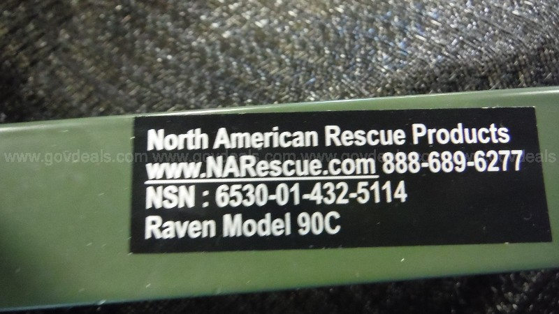 North American Rescue Products- Raven Model 90C– (25 UNITS)