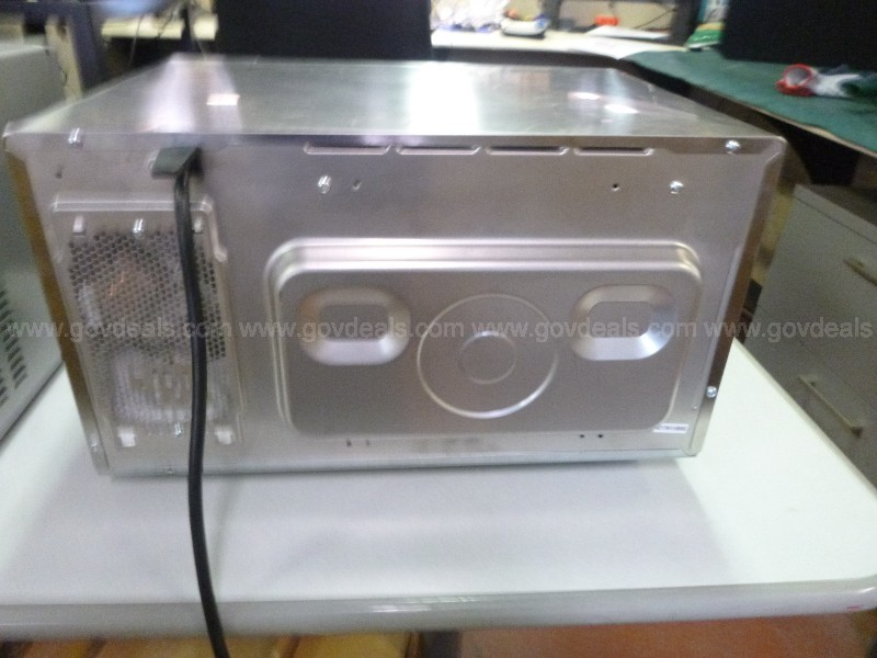 Commercial Microwave Oven– 3 UNIT