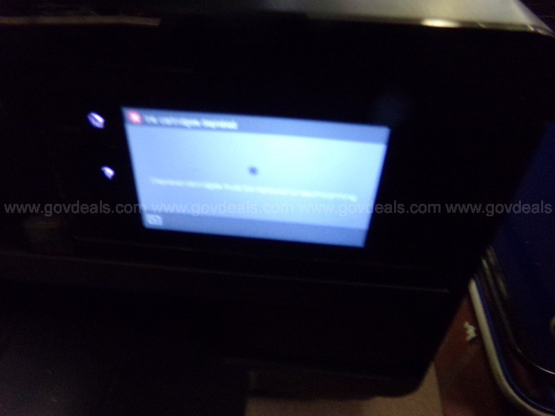 HP/CANON/EPSON /PRINTERS/SCANNERS – 14 UNITS