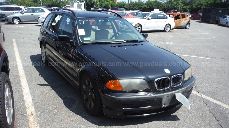 2000 BMW 3-Series Sport Wagon 323i