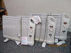 Dayton Oil Filled Electric Space Heaters (3)
