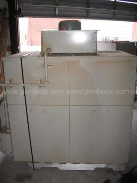 Arrestall Dust Collector with Various Ductwork (1)