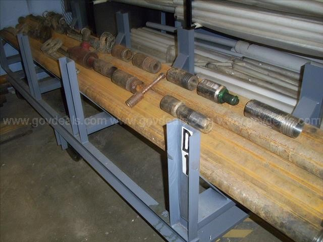NX 10' Coring Rods with Accessories (20)