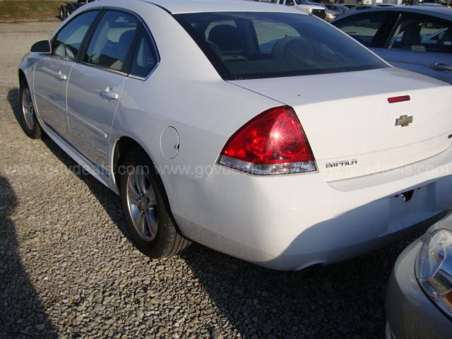 2015 Chevrolet Impala Limited Sedan 4D LS, Mileage 122942