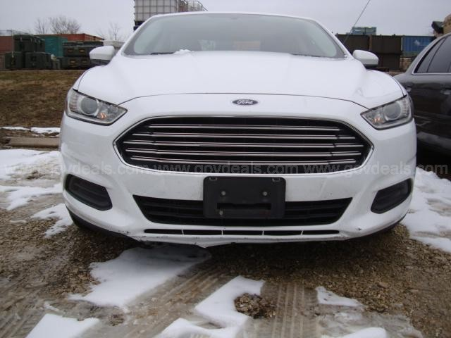 2014 Ford Fusioin Sedan 4D S, Mileage 180588