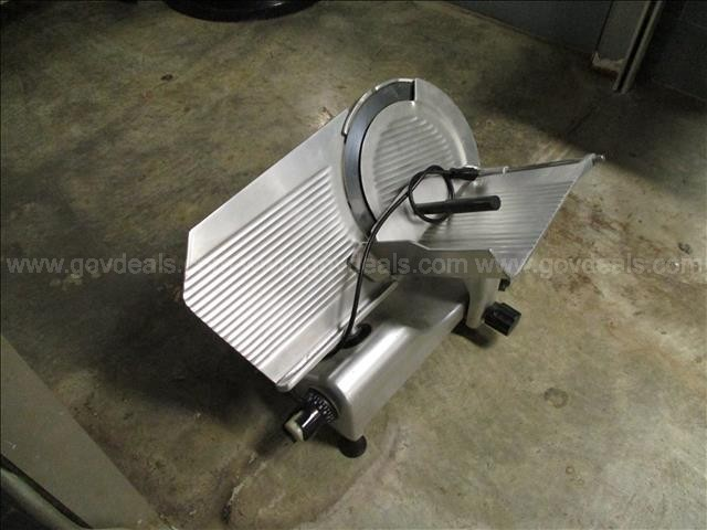 Berkel Meat Slicer; Globe Meat Slicer (Both Salvage)