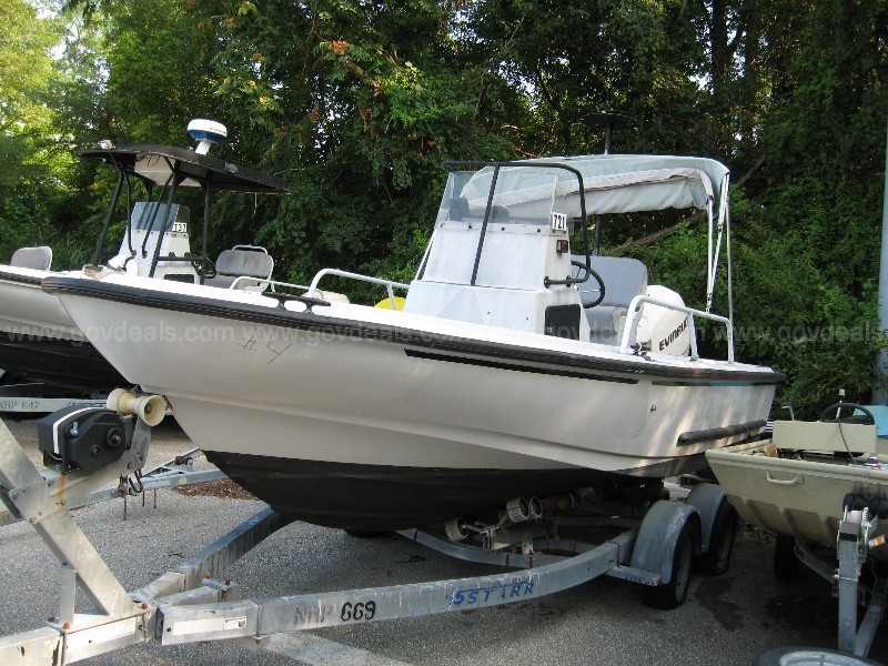 Boston Whaler Boat