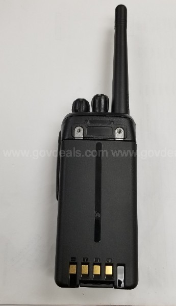 Kenwood Two-Way Radios and Chargers